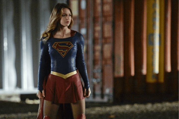 supergirl shows to stream