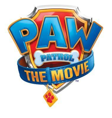 PAW Patrol: The Movie Logo (CNW Group/Spin Master)