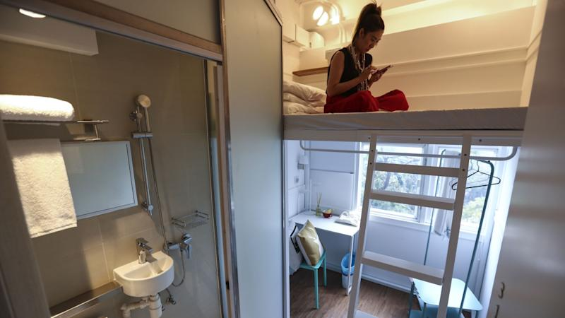 Hong Kong's infatuation with multimillion-dollar shoebox homes is over as quickly as it began