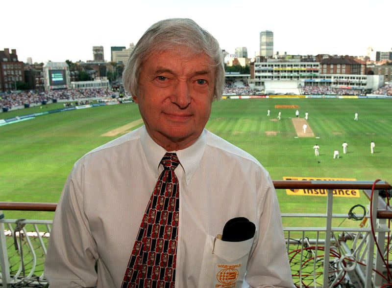 On this day: Died April 10, 2015: Richie Benaud, cricketer and broadcaster