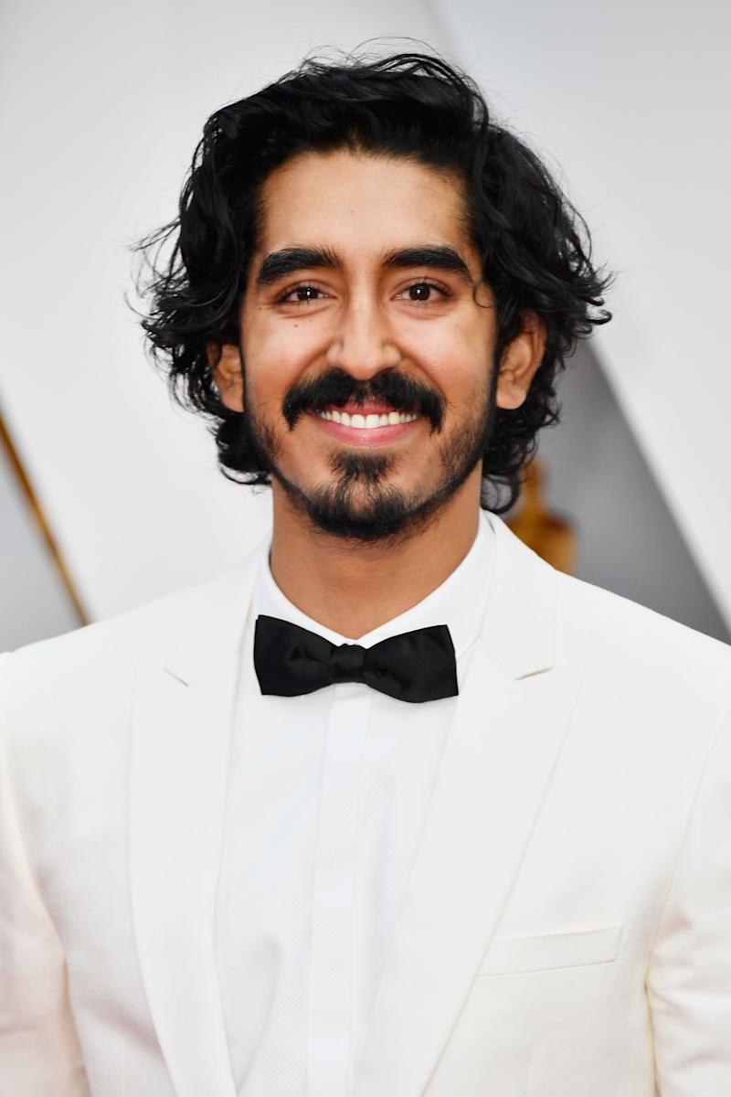 """<a href=""""http://www.huffingtonpost.com/entry/dev-patel-is-a-curly-haired-god_us_58b06244e4b0a8a9b781a634"""">Dev Patel</a> is the Internet's boyfriend for good reason. LOOK AT HIM."""