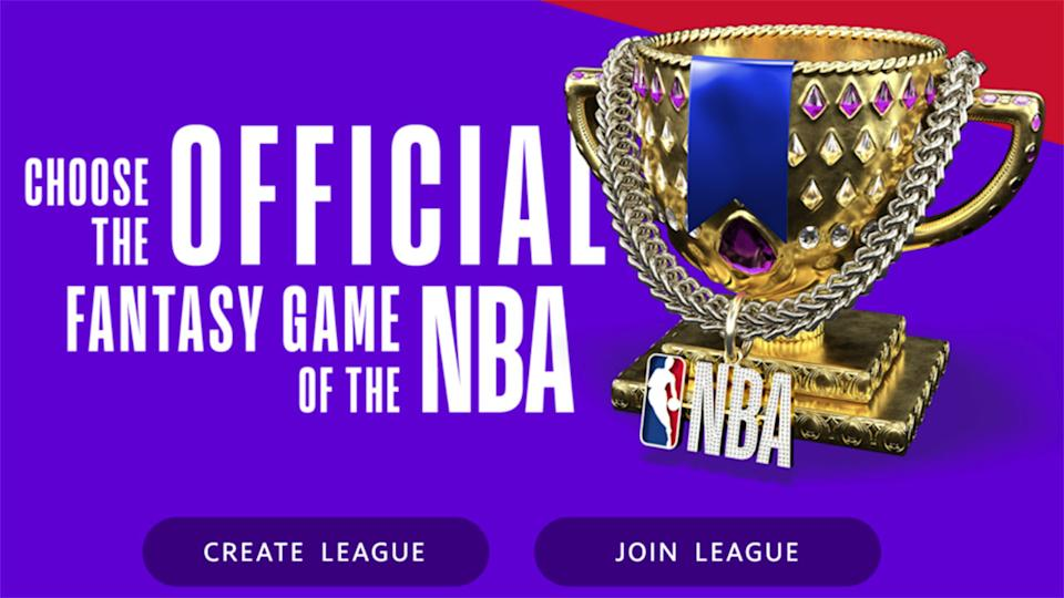 The official fantasy game for the 2020-21 NBA season is up and running on Yahoo Sports.
