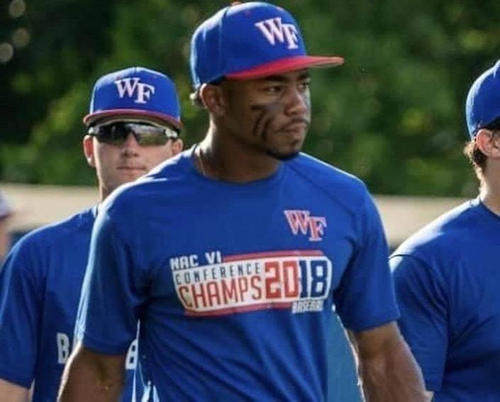 The Miami Marlins selected Wake Forest High School shortstop Kahlil Watson with the No. 16 overall pick in the 2021 MLB Draft.