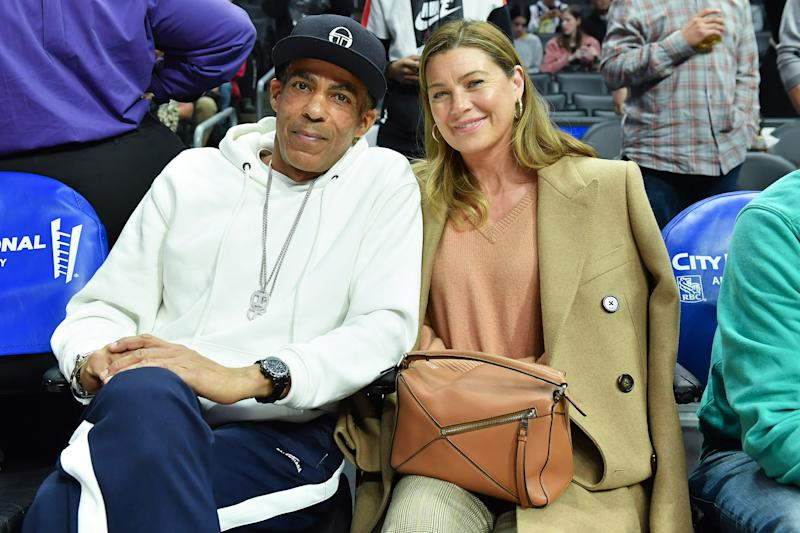 Celebrities At The Los Angeles Clippers Game (Allen Berezovsky / Getty Images)