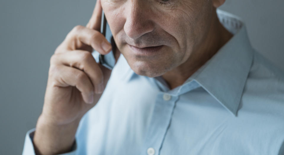 Scamwatch suggests being aware of the types of common scams, educating people in your life and know what to do if you come across a scam. Source: Getty Images