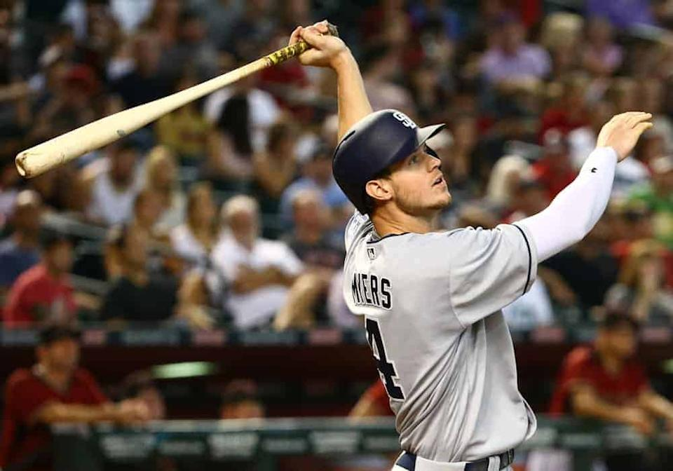 Eric Lindquist brings you his MLB DFS picks for Round 16 of the MLB Yahoo Cup Daily Fantasy Baseball, including Wil Myers | 7/9/21