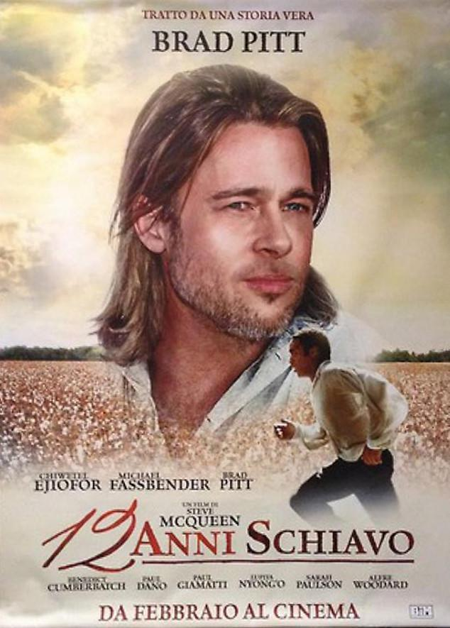 Italian 12 Years a Slave Poster