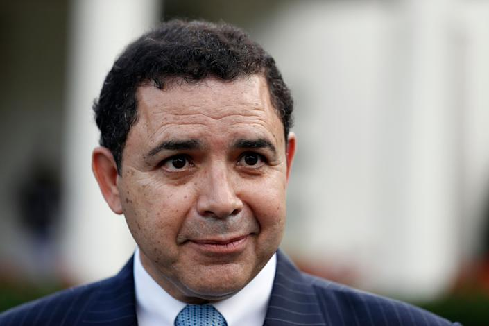 Rep. Henry Cuellar (D-Texas)has broken with Democratic Party orthodoxy on gun regulations, immigration enforcement and abortion rights. (Photo: ASSOCIATED PRESS)