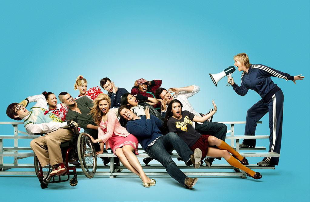 """Glee"" is nominated for Outstanding Comedy Series."