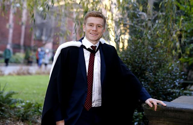 Duncan Watmore is only the second Premier League footballer to obtain a degree.