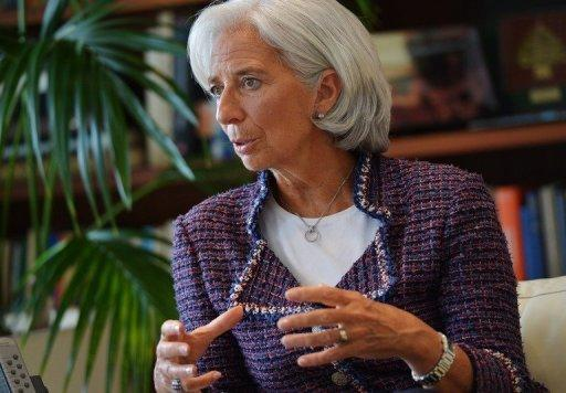 Lagarde hopes Europe will 'one day' appreciate IMF