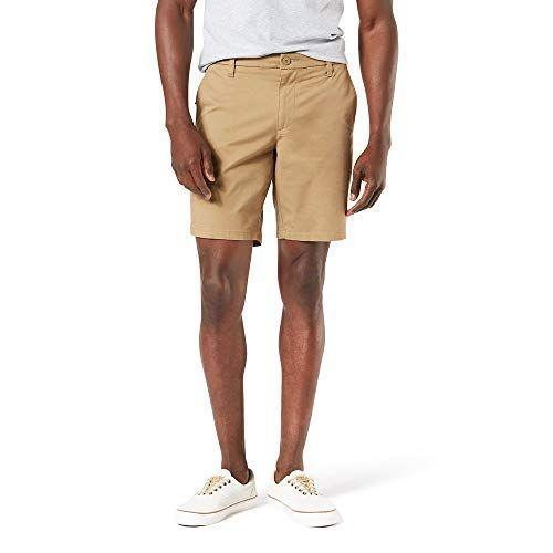 """<p><strong>Dockers</strong></p><p>amazon.com</p><p><strong>$24.99</strong></p><p><a href=""""https://www.amazon.com/dp/B07QX5YF8S?tag=syn-yahoo-20&ascsubtag=%5Bartid%7C2139.g.36687307%5Bsrc%7Cyahoo-us"""" rel=""""nofollow noopener"""" target=""""_blank"""" data-ylk=""""slk:BUY IT HERE"""" class=""""link rapid-noclick-resp"""">BUY IT HERE</a></p><p>Without a doubt, this summer's going to be a hot one. Keep yourself cool with these classic khaki <a href=""""https://www.menshealth.com/style/g28249026/most-flattering-shorts-for-men/"""" rel=""""nofollow noopener"""" target=""""_blank"""" data-ylk=""""slk:shorts"""" class=""""link rapid-noclick-resp"""">shorts</a>.</p>"""
