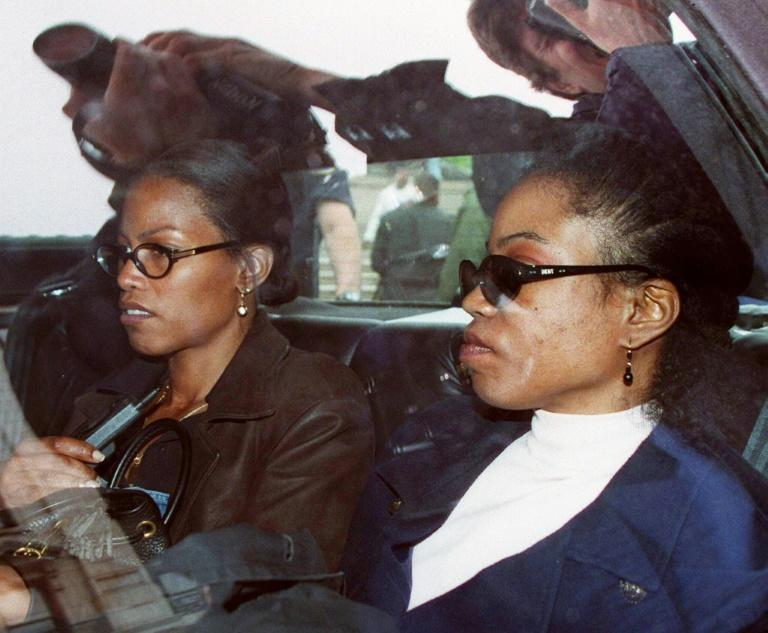 Prominent Black activist Malcolm X's daughters, including Qubilah Shabazz (R, pictured 1997) and her sister Ilyasah (L), have called to reopen the investigation into his murder