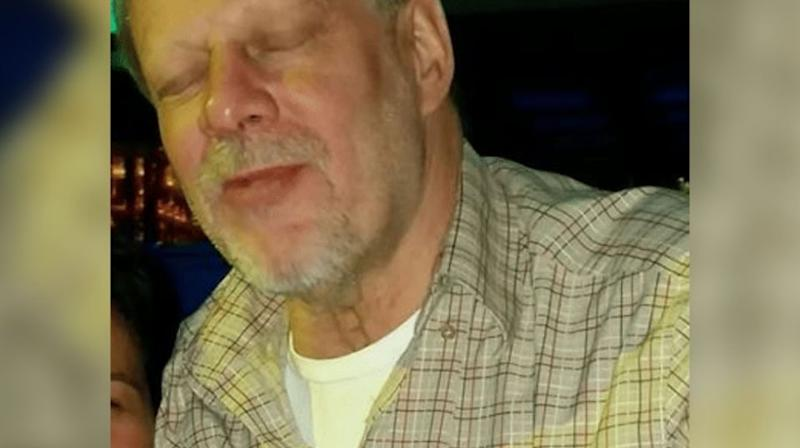 Stephen Craig Paddock has been identified as the shooter who gunned down at least 59 people. Source: 7 News
