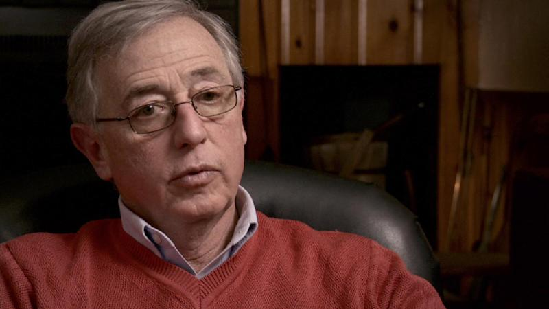 "In this undated still image from the film ""Kids for Cash"" provided by SenArt Films, former judge Mark Ciavarella is shown. The film, set to open Wednesday, Feb. 5, 2014 in Philadelphia before opening in theaters nationwide, explores the scandal that entangled thousands of children in Pennsylvania's juvenile court system and sent two former judges to prison. Ciavarella is serving a 28-year sentence and fellow ex-judge Michael Conahan 17 years for taking $2.6 million from companies looking to build and fill a youth detention center for Luzerne County. (AP Photo/SenArt Films)"