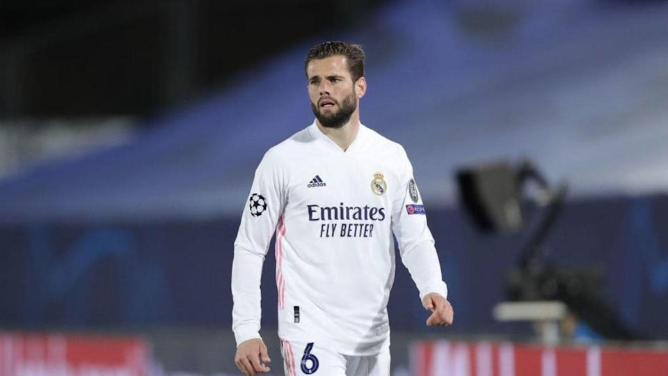 Nacho, Real Madrid | Gonzalo Arroyo Moreno/Getty Images