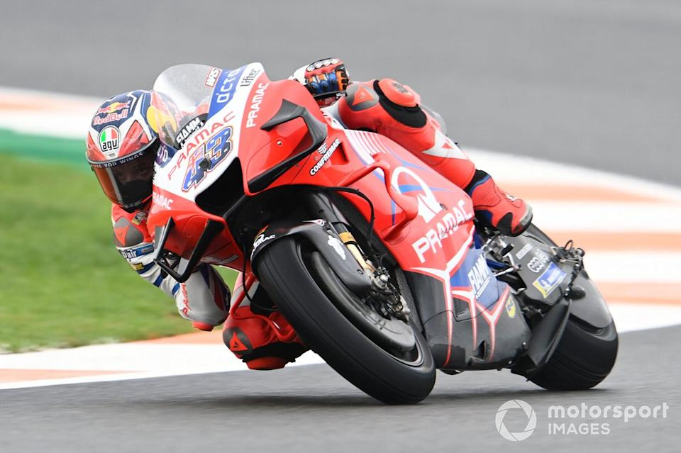 "Jack Miller, Pramac Racing <span class=""copyright"">Gold and Goose / Motorsport Images</span>"