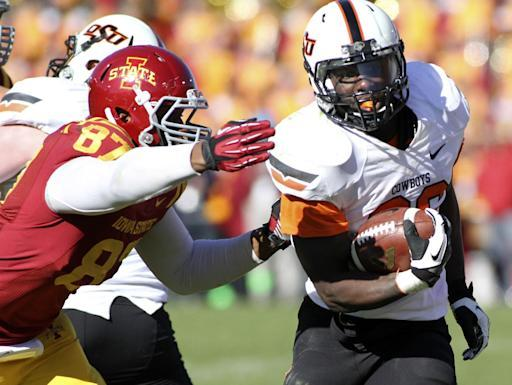 Roland seizes opportunity for No. 18 Oklahoma St