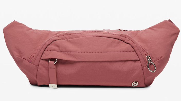 Holds enough when you're on-the-go.