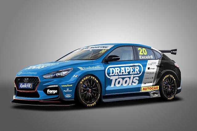 Hyundai joins BTCC field with Excelr8