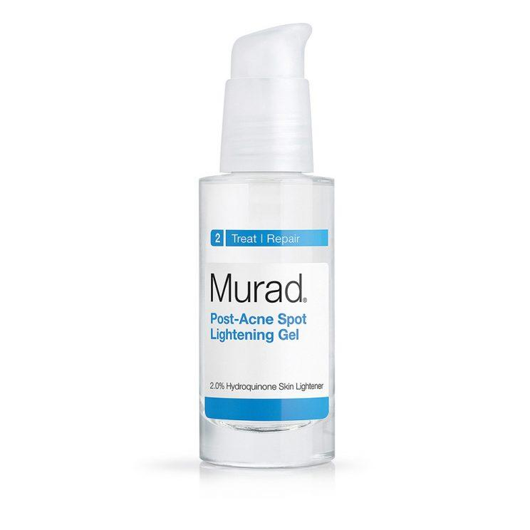 Murad Post-Acne Spot Lightening Gel, acne scars, acne treatment, treat acne scars
