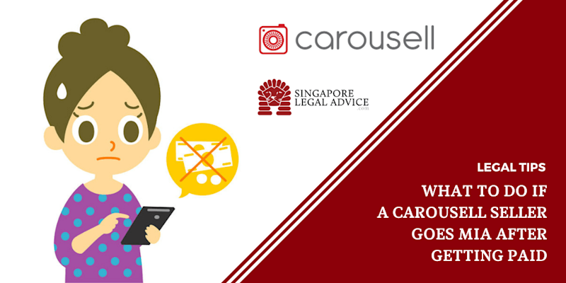 What to Do if a Carousell Seller Goes MIA after Getting Paid