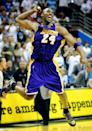 <p>Kobe Bryant signed a letter of intent for Duke, but later revealed that North Carolina would have been his choice. </p>