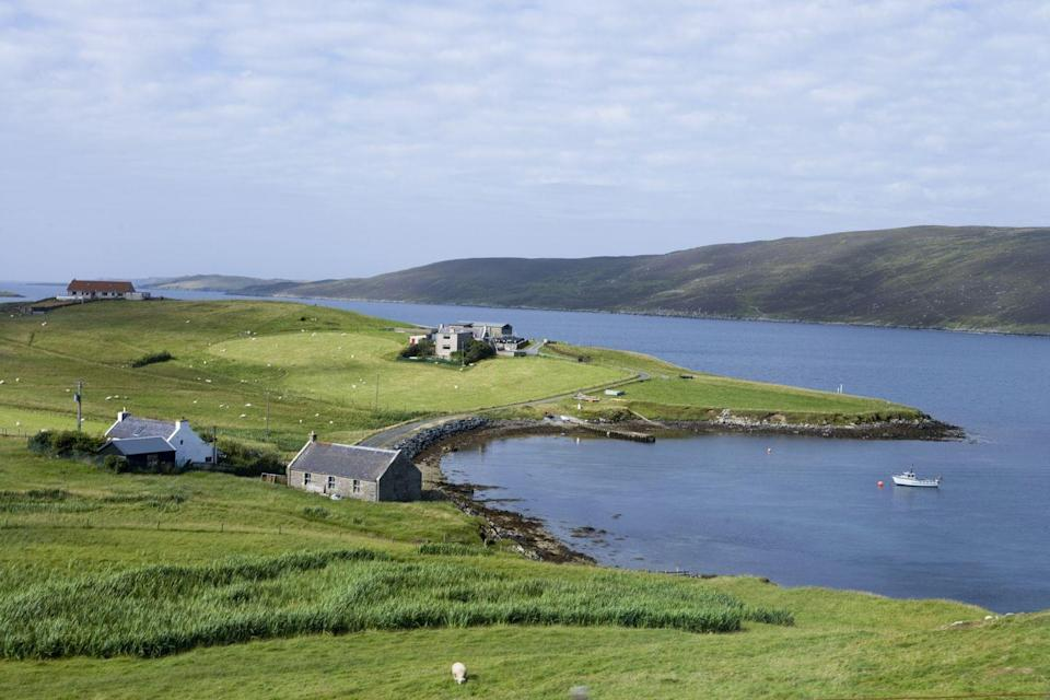<p>Go off piste with a visit to Shetland — a beautiful island archipelago in the heart of the North Sea. Located between Norway and mainland Scotland, you'll find breathtaking beaches, wraparound views and plenty of wildlife. Don't forget your hiking boots — a hike here is among some of the best pastimes. </p>