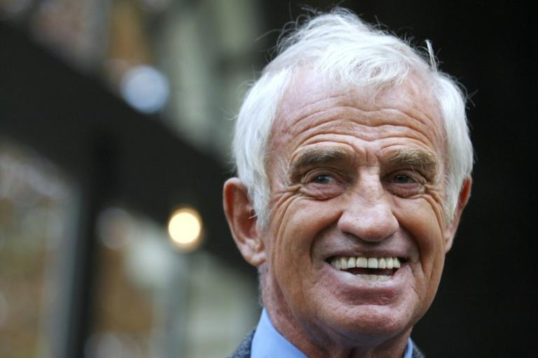 France is to pay a rare tribute to Belmondo (AFP/Joël SAGET)