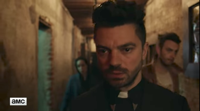 'Preacher' Season 2 Trailer Exclusive: 'Am I the Only One Who Thinks That's, Like, Psychotic?'