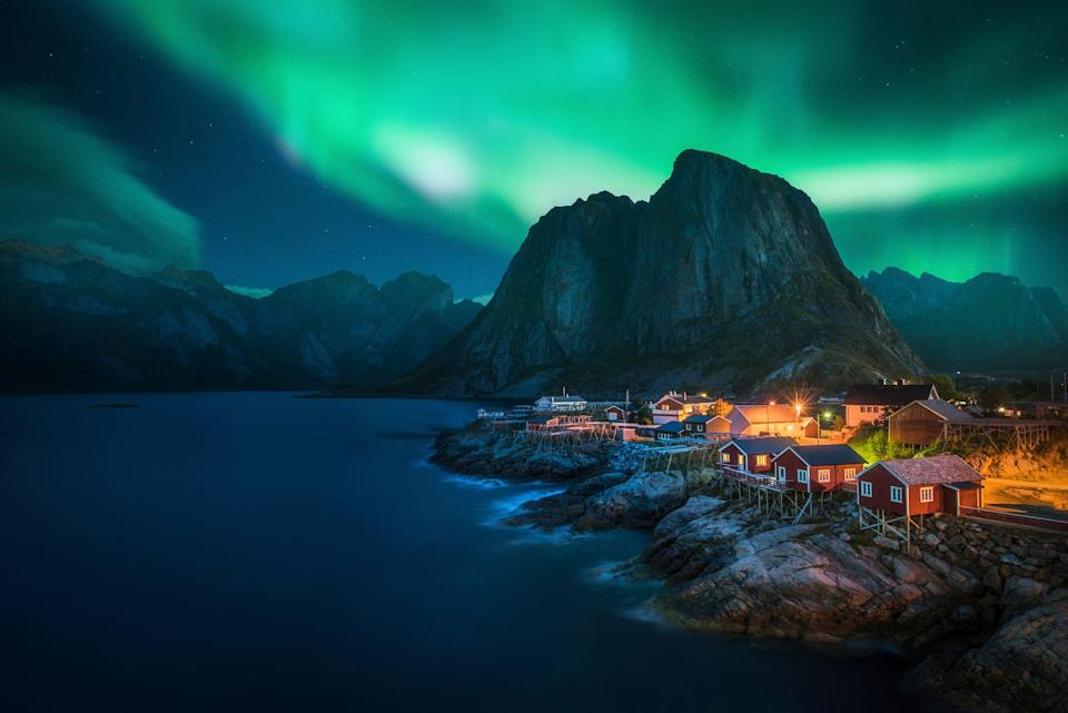 """<p>Firmly on many a traveller's bucket list, <a href=""""https://www.primaholidays.co.uk/search?type%5B%5D=northern-lights"""" rel=""""nofollow noopener"""" target=""""_blank"""" data-ylk=""""slk:Northern Lights holidays"""" class=""""link rapid-noclick-resp"""">Northern Lights holidays</a> are a sought-after travel experience you need to see to believe. The natural phenomenon, also known as the Aurora Borealis, occurs as a result of colliding atmospheric particles from the Earth and Sun, resulting in a magnificent light display. </p><p>One of the best spots to see the amazing colours and patterns light up the sky is Norway, where you can also visit UNESCO-protected Bergen, the remote North Cape and lively city of Tromso during winter, the <a href=""""https://www.prima.co.uk/travel/a27937699/when-is-best-time-to-see-northern-lights/"""" rel=""""nofollow noopener"""" target=""""_blank"""" data-ylk=""""slk:best time for Northern Lights holidays"""" class=""""link rapid-noclick-resp"""">best time for Northern Lights holidays</a>. </p><p><a class=""""link rapid-noclick-resp"""" href=""""https://www.prima.co.uk/travel/a25891203/northern-lights-explained-best-places/"""" rel=""""nofollow noopener"""" target=""""_blank"""" data-ylk=""""slk:WHAT ARE THE NORTHERN LIGHTS?"""">WHAT ARE THE NORTHERN LIGHTS?</a></p><p>This December, you can experience the Northern Lights in Norway with TV weather presenter and former Strictly Come Dancing star <a href=""""https://www.primaholidays.co.uk/tours/norway-northern-lights-cruise-carol-kirkwood"""" rel=""""nofollow noopener"""" target=""""_blank"""" data-ylk=""""slk:Carol Kirkwood"""" class=""""link rapid-noclick-resp"""">Carol Kirkwood</a>, who will join you as you search for the incredible displays. </p><p>During Prima's <a href=""""https://www.primaholidays.co.uk/tours/norway-northern-lights-cruise-carol-kirkwood"""" rel=""""nofollow noopener"""" target=""""_blank"""" data-ylk=""""slk:exclusive Northern Lights holiday"""" class=""""link rapid-noclick-resp"""">exclusive Northern Lights holiday</a>, you'll take to a number of beautiful locations in northern Norway and have the guara"""
