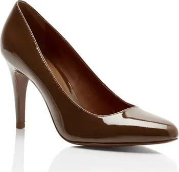 <p>Trade in those strappy sandals for a versatile pair of pumps. We're digging these <span>Rebecca Allen The New Pumps</span> ($165), which redefines the neutral heel. </p>