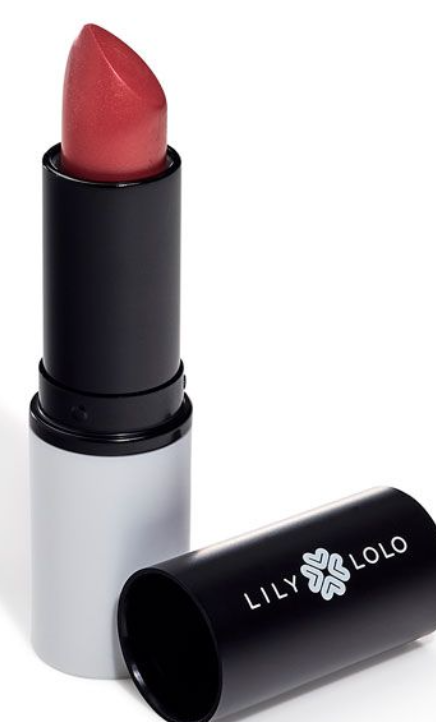 Lily Lolo Lipstick in Parisian Pink