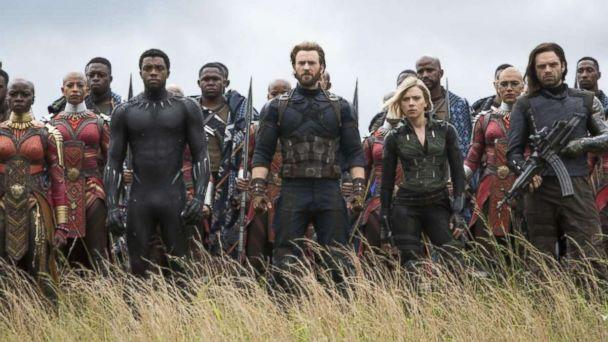 PHOTO: Marvel's 'Avengers: Infinity War' will be released in April 2018. (Marvel)