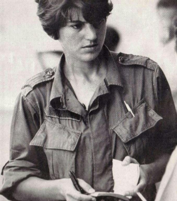 Kate Webb, who was born in New Zealand, earned a reputation for bravery while covering the Vietnam War and other historic events in Asia during a career spanning four decades