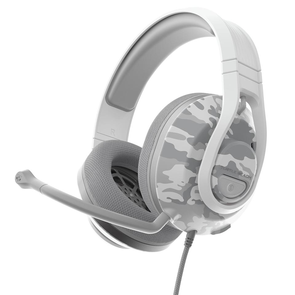 Introducing the Recon 500. Available in Arctic White and Black. Available May 30, 2021. MSRP $79.95.