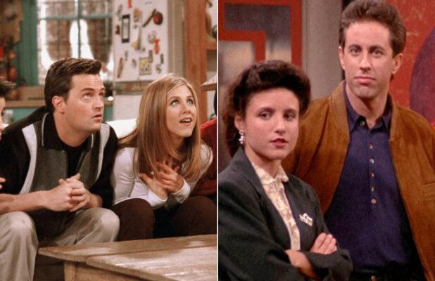 Why You Can't Watch Classic NBC Sitcoms 'Friends' and 'Seinfeld' on NBCU's Peacock