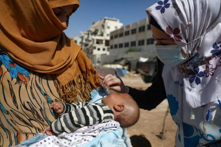 Experts say lessons can be learned from other vaccination programmes, such as polio