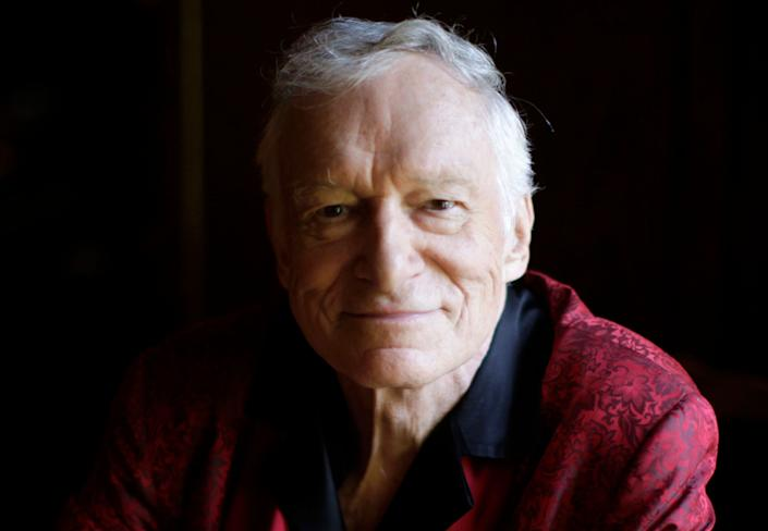 Playboy magazine founder and legendary ladies' man Hugh Hefner died on Sept. 27, 2017 at the age of 91.