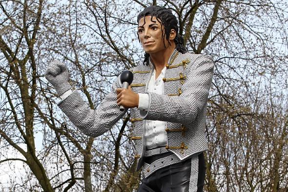 Fulham FC chairman says removal of Michael Jackson statue 'right thing to do'