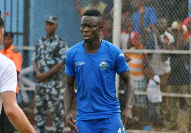 We were scared of Plateau United, confesses Enugu Rangers' Etor