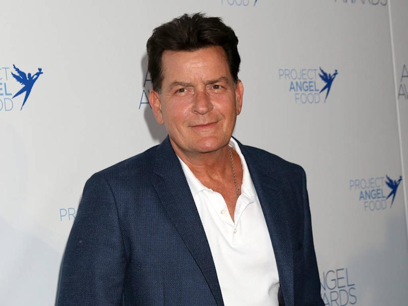 Charlie Sheen pulled out of Dancing with the Stars because he 'can't dance'