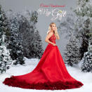 """CORRECTS TITLE NAME - This cover image released by Capitol Records Nashville shows """"My Gift,"""" a holiday album by Carrie Underwood. (Capitol Records Nashville via AP)"""