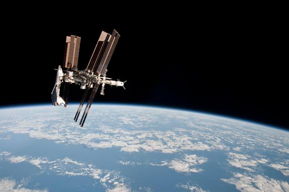 15 Years in Orbit: The International Space Station By the Numbers