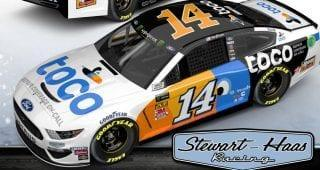 RICHMOND, Va. -- Toco Warranty Corp., a new generation of vehicle service contracts (VSC) with pay-as- you-go monthly plans, has partnered with Stewart-Haas Racing (SHR) in the Monster Energy NASCAR Cup Series by serving as a four-race primary sponsor of driver Clint Bowyer and the No. 14 team. Augmenting this sponsorship is Toco Warranty's association […]