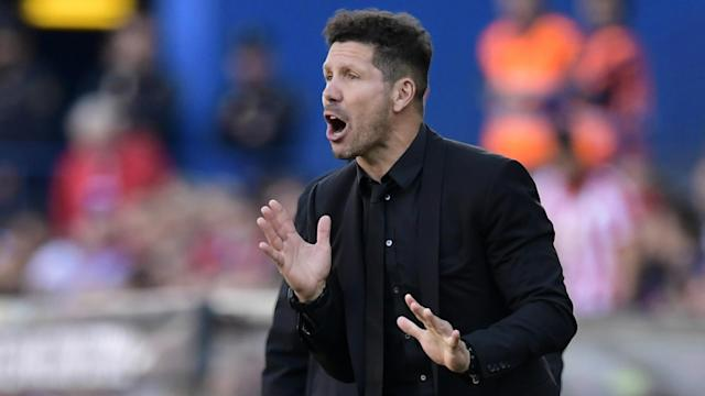Diego Simeone's men will close their 2017-18 season with a clash with the Super Eagles at the Godswill Akpabio Stadium in Uyo