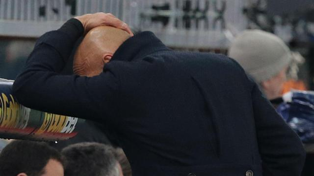 Defeat at Genoa marked the latest blow against Inter's Champions League ambitions and Luciano Spalletti has identified low confidence.