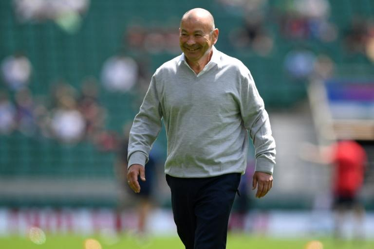 'Really pleased': England coach Eddie Jones was happy with a new-look side's 43-29 win over the United States