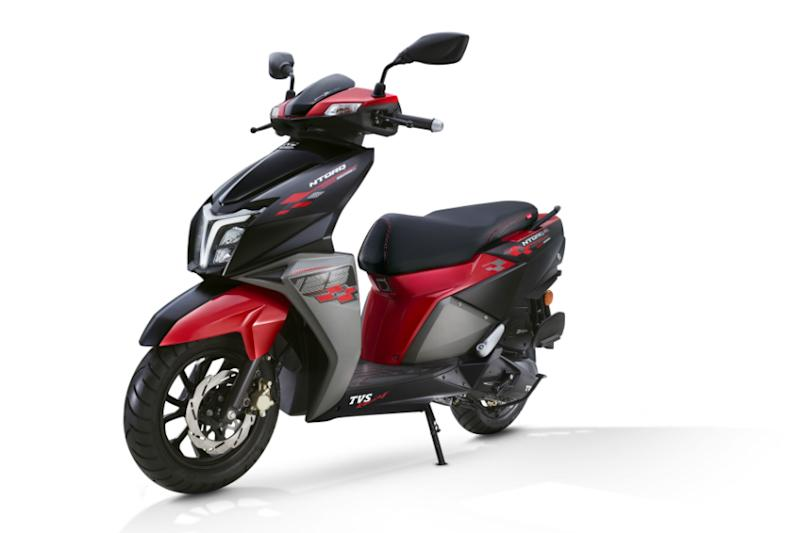 TVS Motor Launches Ntorq 125 Race Edition in Sri Lanka