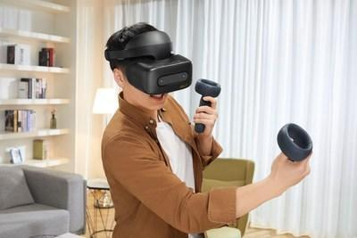 iQIYI's VR Startup Completes Series B Funding Round to Drive Innovation and Expand Content Ecosystem (PRNewsfoto/iQIYI)